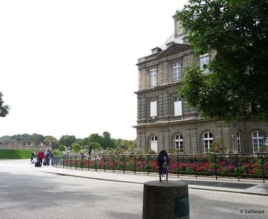 13 /19 - Aby sur la Seine et au jardin de Luxembourg