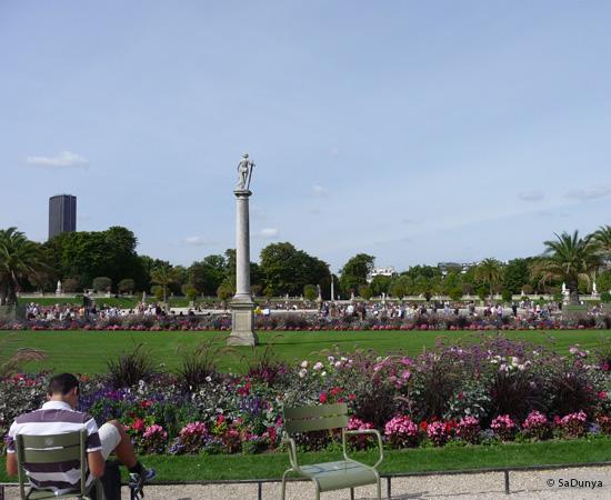 18 /19 - Aby sur la Seine et au jardin de Luxembourg