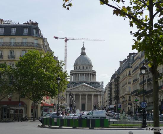 19 /19 - Aby sur la Seine et au jardin de Luxembourg