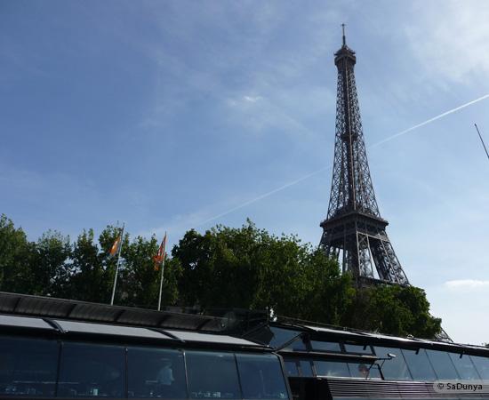 6 /19 - Aby sur la Seine avec la tour Eiffel