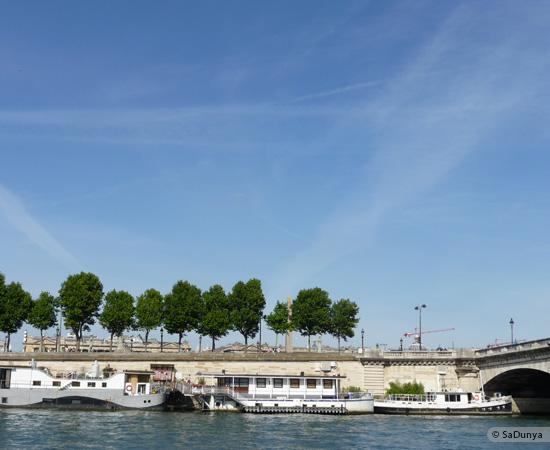 26 /26 - Aby fait un tour en bateau sur la Seine
