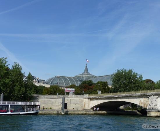 6 /26 - Aby fait un tour en bateau sur la Seine