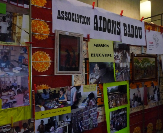 Association Aidons Badou - 4/8