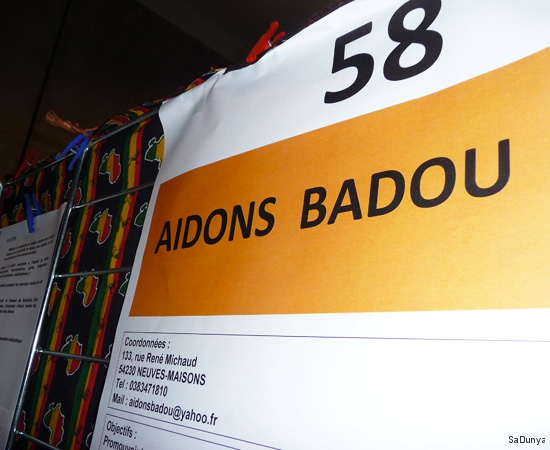 Association Aidons Badou - 5/8