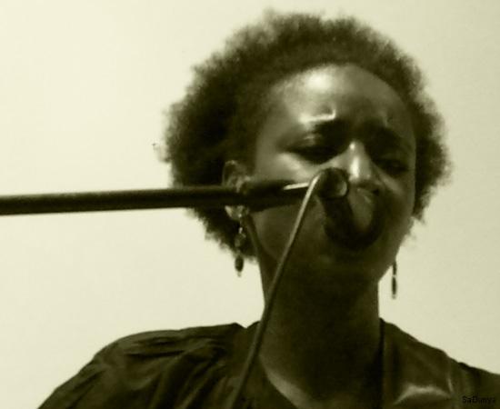 Concert d'Aïssate Ba - 3/16