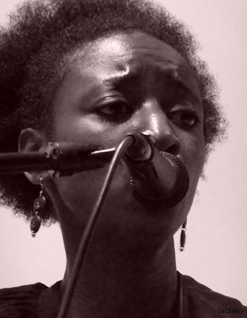 Concert d'Aïssate Ba - 6/16