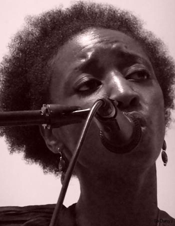 Concert d'Aïssate Ba - 7/16