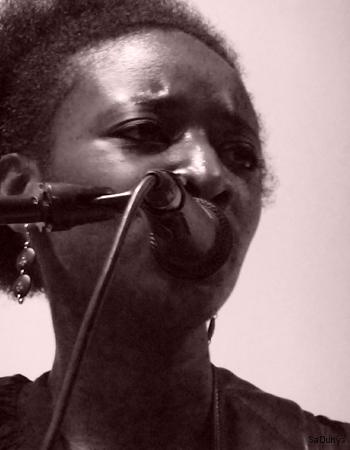 Concert d'Aïssate Ba - 8/16