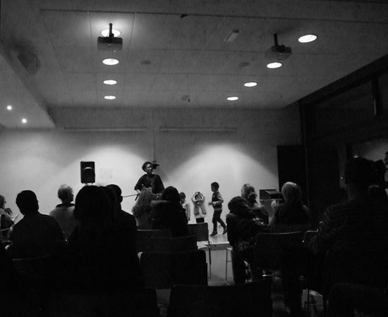 Concert d'Aïssate Ba - 11/16