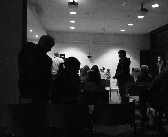 Concert d'Aïssate Ba - 12/16