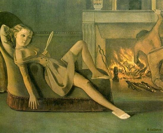 Le peintre Balthus - 7/28