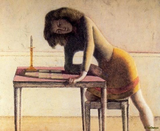 Le peintre Balthus - 8/28