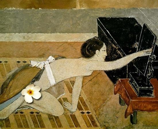 Le peintre Balthus - 9/28