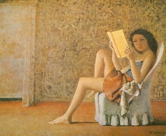 Le peintre Balthus - 6/28