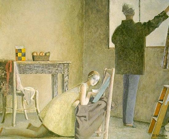 Le peintre Balthus - 22/28