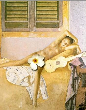 Le peintre Balthus - 12/28