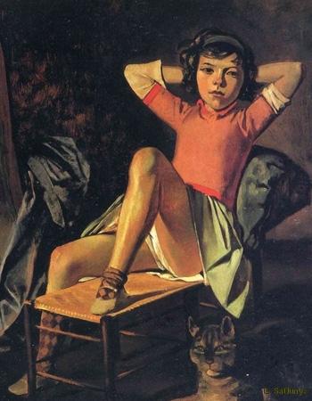 Le peintre Balthus - 4/28