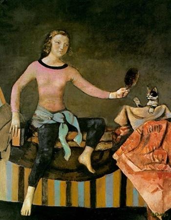 Le peintre Balthus - 13/28