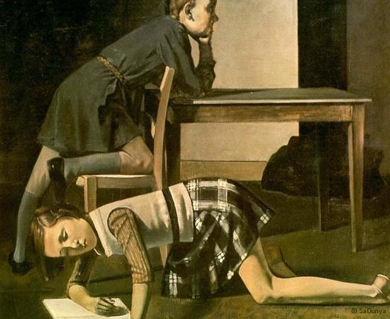 Le peintre Balthus - 20/28