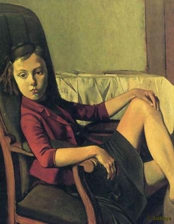 Le peintre Balthus - 5/28