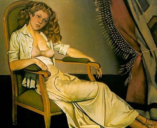 Le peintre Balthus - 14/28