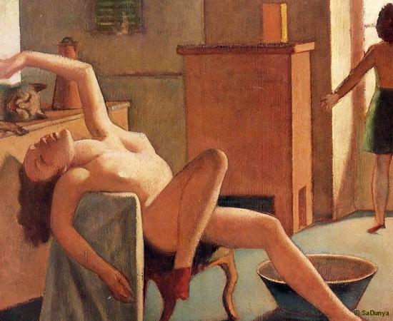 Le peintre Balthus - 15/28