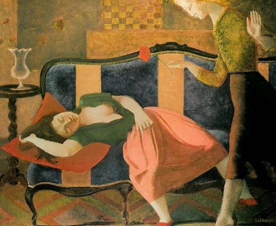 Le peintre Balthus - 18/28
