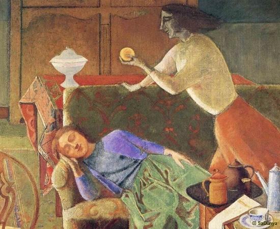Le peintre Balthus - 19/28