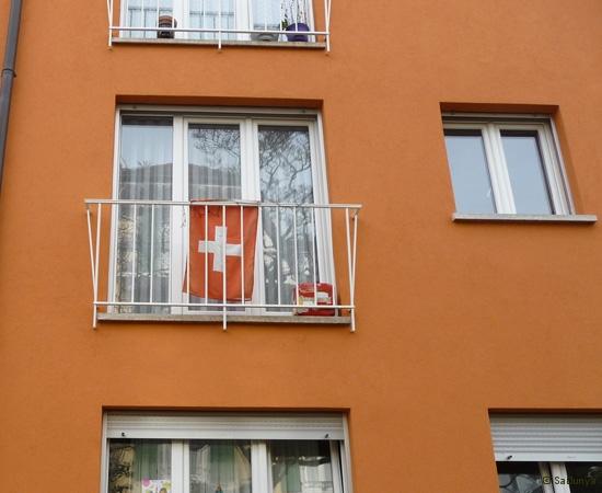 11 / 11 - la famille Ndiaye à la découverte de Lausanne