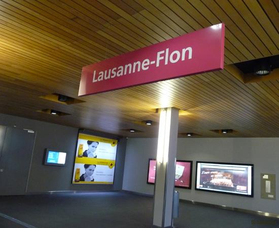 3 / 11 - la famille Ndiaye à la découverte de Lausanne