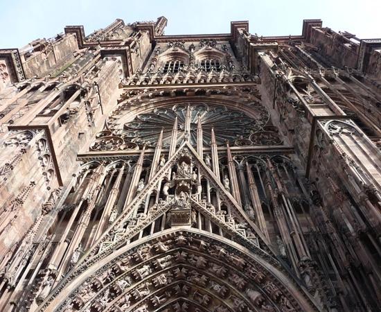 La cathédrale de Strasbourg, France - 11/20