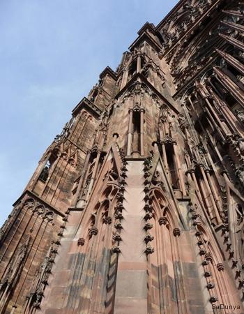 La cathédrale de Strasbourg, France - 16/20