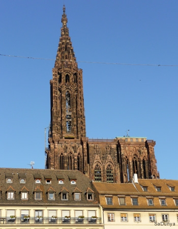 La cathédrale de Strasbourg, France - 18/20