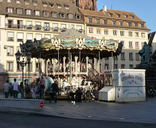 La cathédrale de Strasbourg, France - 19/20