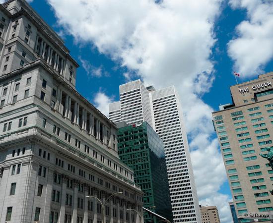 10 /25 - Centre ville de Montréal