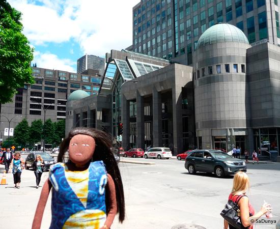 11 /25 - Centre ville de Montréal