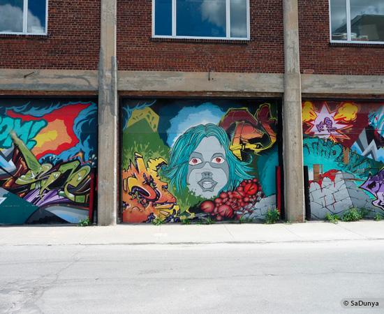 13 /25 - Centre ville de Montréal