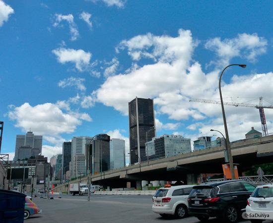 14 /25 - Centre ville de Montréal