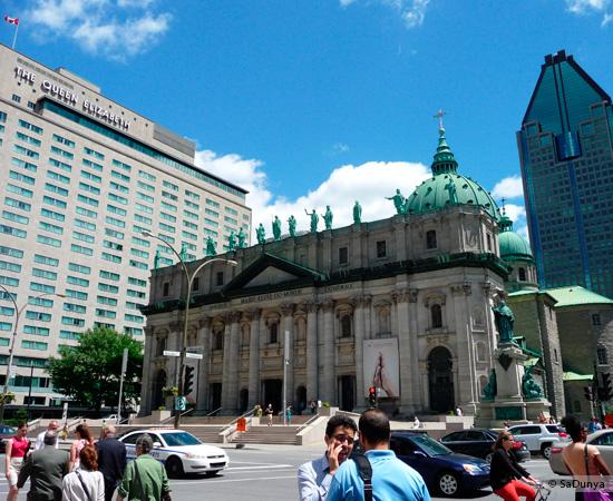 8 /25 - Centre ville de Montréal