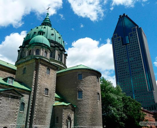 9 /25 - Centre ville de Montréal