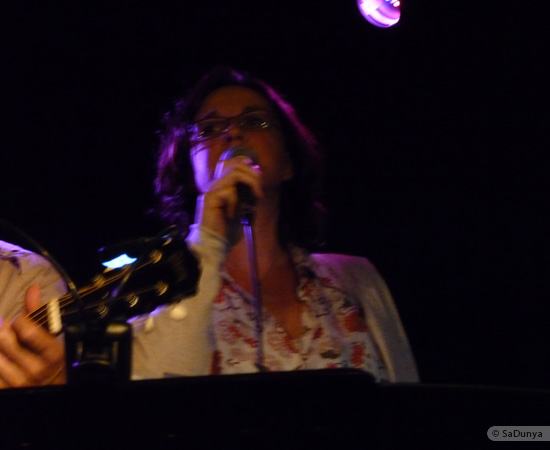 1 /11 - Daniela Albrecht chante avec Marcel Van Dam