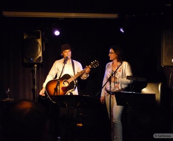 10 /11 - Daniela Albrecht chante avec Marcel Van Dam