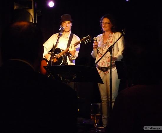 11 /11 - Daniela Albrecht chante avec Marcel Van Dam