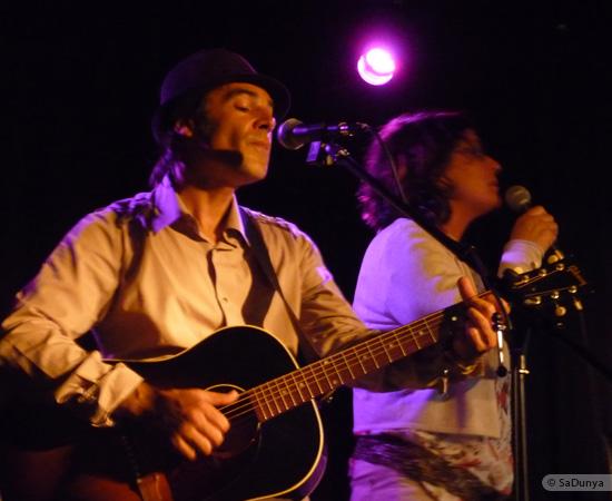 5 /11 - Daniela Albrecht chante avec Marcel Van Dam