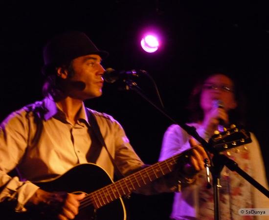 6 /11 - Daniela Albrecht chante avec Marcel Van Dam