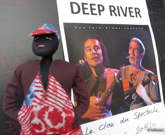 1 /21 - Deep River en concert au Clou du Spectacle de Nancy