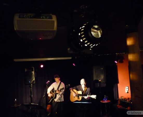 13 /21 - Deep River en concert au Clou du Spectacle de Nancy
