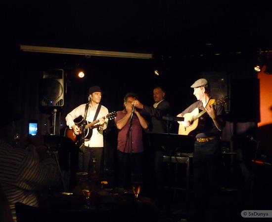 16 /21 - Deep River en concert au Clou du Spectacle de Nancy