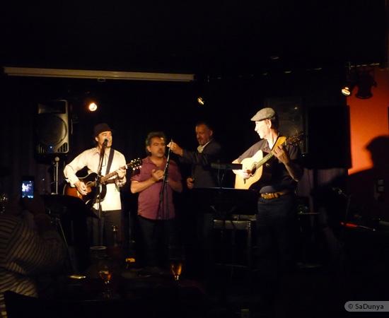 17 /21 - Deep River en concert au Clou du Spectacle de Nancy