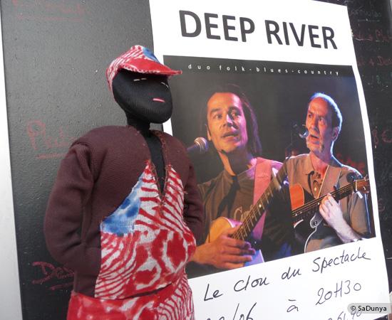2 /21 - Deep River en concert au Clou du Spectacle de Nancy